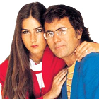 Al Bano a Romina Power Foto